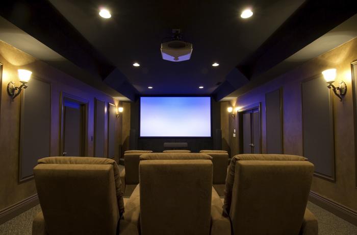 Salle Home Home Cinema Salle Home Cinema